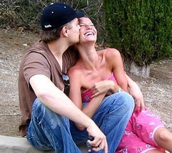 Çift, 2000 ile 2005 yılları arasında birlikteydi.