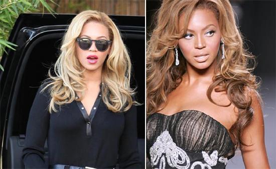 'çikolata renkli sanatçı', açık teniyle de dikkat çekti. Beyonce'nin yaşadığı bu değişim ABD magazin basını tarafından mercek altına alınırken, dermatoloji uzmanları Beyonce'un özel bir bakım kürüne girdiği konusunda hemfikir. Beyonce üç yıl önce yer aldığı L'Oreal reklamlarında da cildinin rengini açtırdığı gerekçesiyle hayli eleştiri almıştı