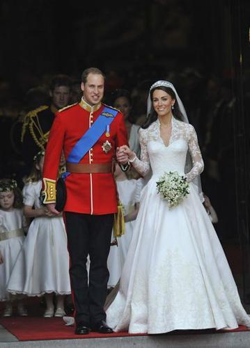 Prenses Diana'dan sonra en gözde gelin şüphesiz Catherine