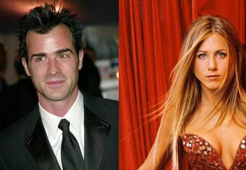 Jennifer Aniston- Justin Theroux çiftini birlikte görüntülemenin bedeli.