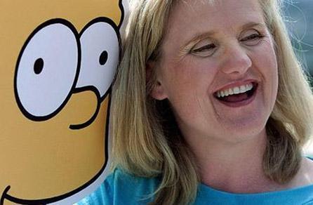 Çizgi karakter Bart Simpson'a sesini veren Nancy Cartwright da en bilinen Scientolojistlerden biri.