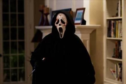 12. Ghostface Filmin adı:Scream/Çığlık Yılı: 1996 Yönetmen: Wes Craven