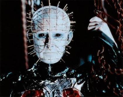 8. Pinhead Filmin adı: Hellreiser Yılı: 1987 Yönetmen: Clive Barker