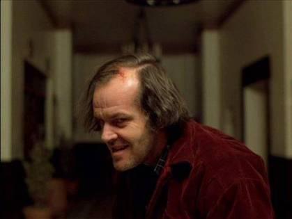 3. Jack Torrance Filmin adı: The Shining/Cinnet Yılı: 1980 Yönetmen: Stanley Kubrick