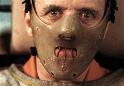 1. Hannibal Lecter Filmin adı: Silence Of The Lambs/Kuzuların Sessizliği Yılı: 1991 Yönetmen: Ridley Scott