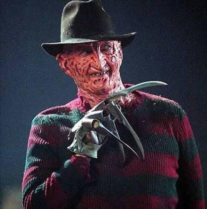 2. Freddy Krueger Filmin adı: A Nightmare on Elm Street/Elm Sokağında Kabus Yılı: 1984 Yönetmen: Wes Craven