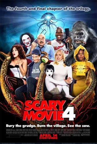 Scary Movie 4 - Korkunç Bir Film 4