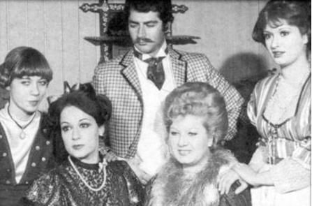 İLK BİHTER  Türk TV tarihinin en çok izlenen ilk yerli dizilerinden biri Halid Ziya Uşaklıgil'den Halit Refiğ'in uyarladığı Aşk-ı Memnu.
