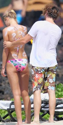 DiCaprio'nun sevgilisi Heatherton'ın da hatırı sayılır bir yıllık kazancı var.
