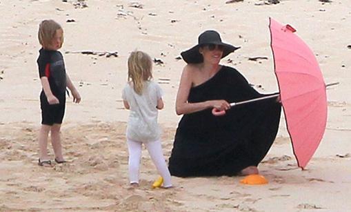 Tek filmle en çok para kazanan ünlüler listesinin ikinci sırasında Angelina Jolie var.