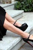 En trendy ayakkabı&çanta kombinleri - 4