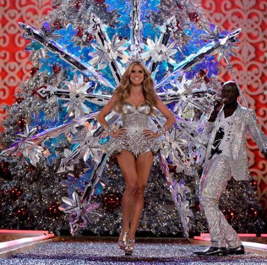 Heidi Klum ise geçen yıl 16 milyon dolar kazandı.
