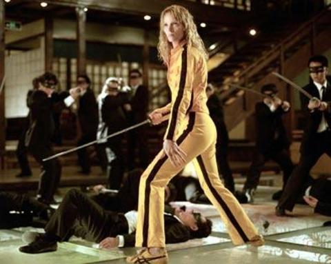 21-Gelin (Uma Thurman) (Kill Bill) (2003-2004):   İntikam alacaklarının listesini hazırladıktan sonra bütün düşmanlarına karşı çıkabilen gerçek bir 'kadın katil'. Bir tutam Jeanne Moreau, bir tutam Tura Satana, bir tutam Cheng Pei-Pei içerirken, bunların hepsinin özelliklerini, 'kin' duygusunu içinde barındıran bir figür... Uma Thurman'ın 'Gelin'i, ayak fetişizminden tecavüz sahnesine, western düellosundan wuxia şanına kadar gerçek bir anti-kahramandır.