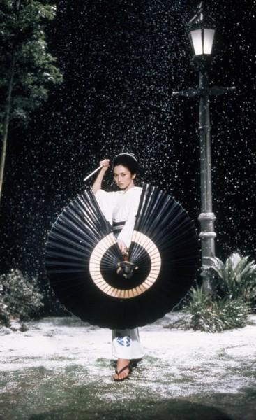 24-Yuki Hashima (Meiko Kaji) (Shurayukihime / Lady Snowblood) (1973):   Japonya'daki samuray filmlerine 'kadın' baş karakterli, manga etkili, intikam konulu ayrıksı bir yorum... Bir de devam filmine ulaşan 'Lady Snowblood' markası, Meiko Kaji'ye ve onun serbest şiddet algısına çok şey borçludur...