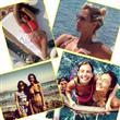 Ünlülerin tatil fotoğrafları - 1