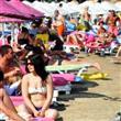 Plaj turistlere kaldı - 69