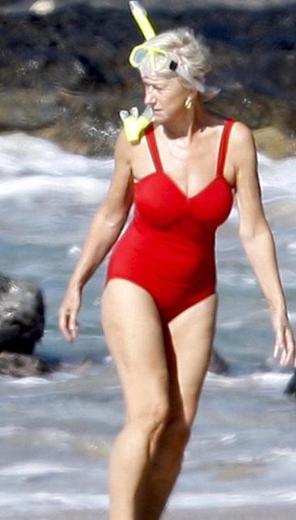 Bikini her yaşta giyilir - 23
