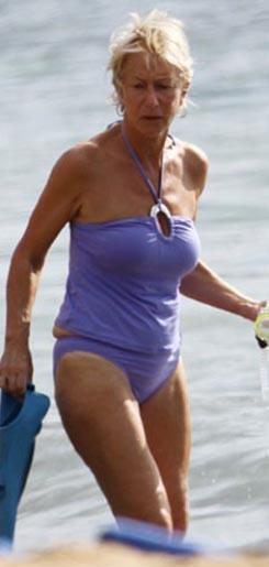 Bikini her yaşta giyilir - 24