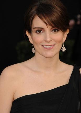 Tina Fay, 30 Rock dizisinin yıldızlarından.