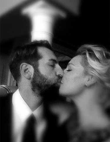 Katherine Heigl ve kocası.