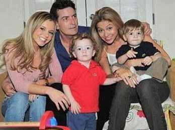 Sheen ve geniş ailesi.