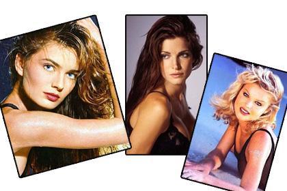 ŞİMDİ GÖRSENİZ TANIMAZSINIZ Bu; kusursuz güzelliğin simgesi gibi görünen üç genç kadın bir zamanlar moda dünyasına damga vurmuştu. İşte, 1970, 80 ve 90'ların süper modelleri ve şimdiki görünüşleri..