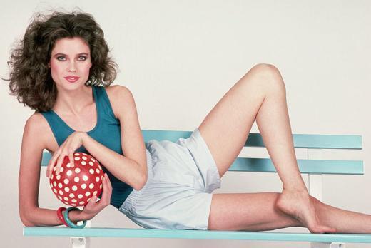 Carol Alt da 80'lerin gözde mankenlerinden biriydi