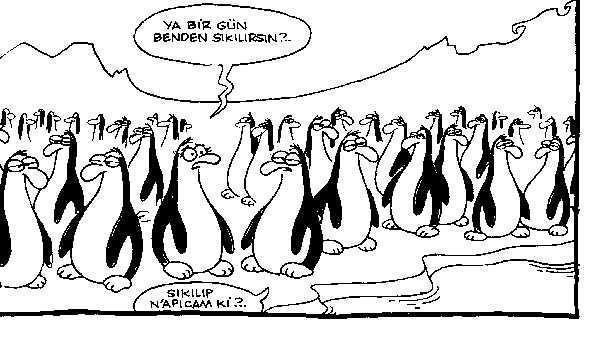 En komik karikatürler - 1