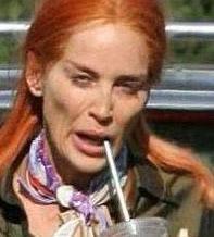 Bu da Eliot Rockett filmindeki Sharon Stone.