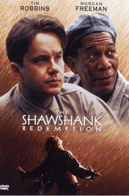IMDB (Internet Movie Database) kullanıcılarının en çok beğendiği filmlerden oluşan ilk 100 listesi-   1-Esaretin Bedeli 1994