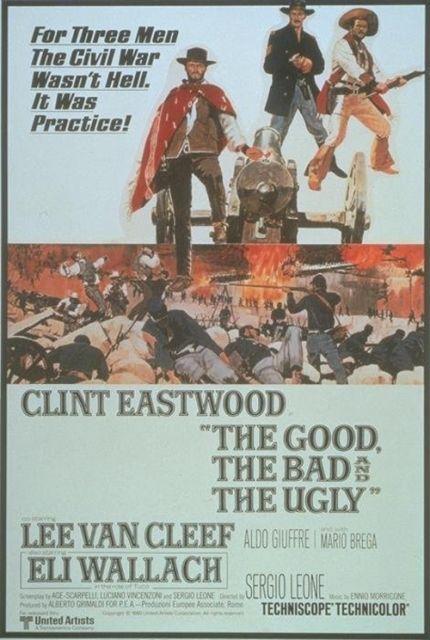 4-İyi Kötü Çirkin 1966