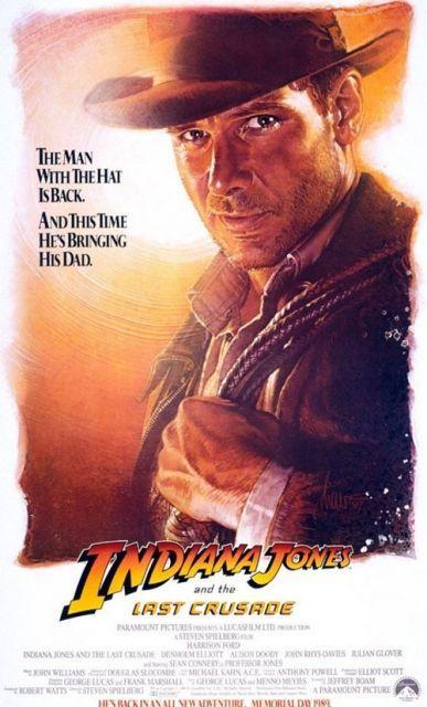 100-Indiana Jones 1989