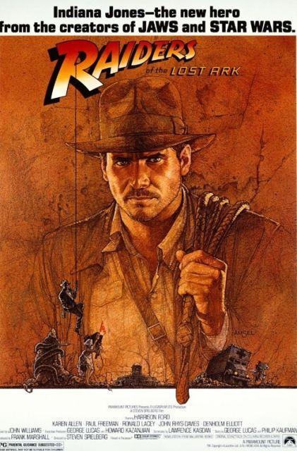 23-Indiana Jones Kayıp Sandık 1981