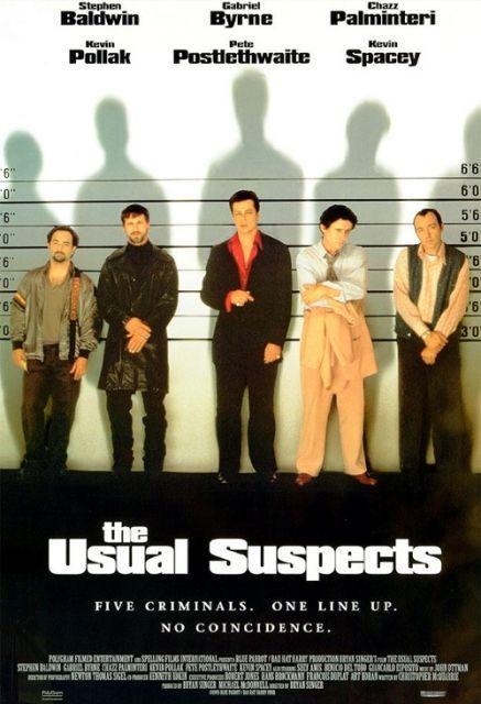 25-Olağan Şüpheliler 1995