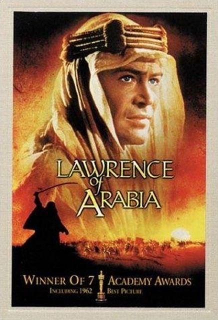 58-Arabistanlı Lawrence 1962