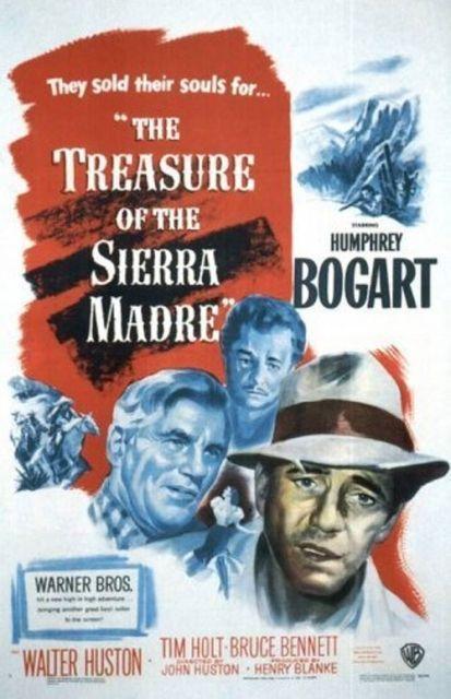 72-Sierra Madre`nin Hazinesi 1948