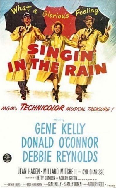 84-Yağmur Altında 1952