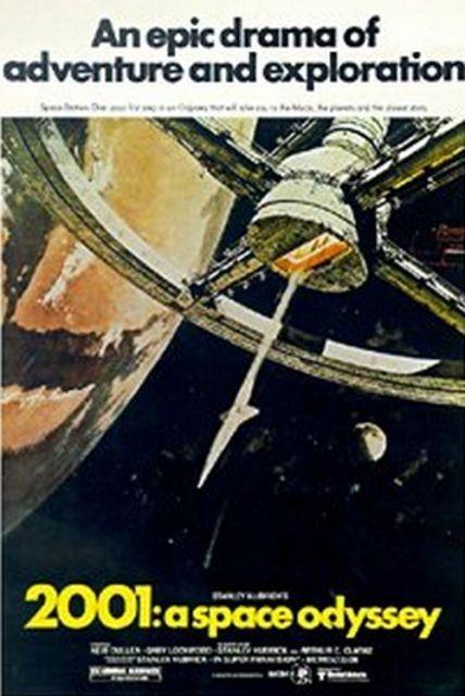 90-2001 Uzay Macerası 1968