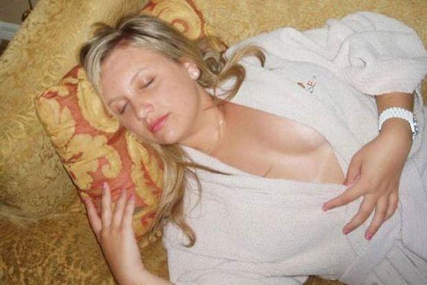 Uyuyan güzeller - 61