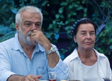 BABALAR VE EVLATLARI  Türk sinemasının iki ustası Fatma Girik ve Serdar Gökhan yeni dizide bir araya geliyor.