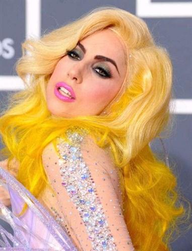21-Lady Gaga