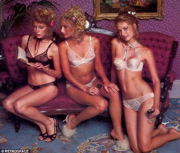 Moda dünyasının tartışmasız en seksi kampanyalarına imza atan Victoria's Secret'ın 1979 katalogları gün yüzüne çıktı.