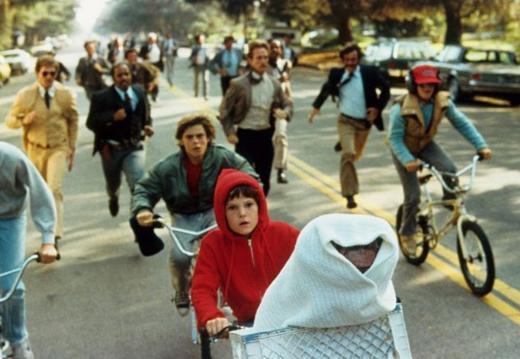 E.T'nin çocuk oyuncularından biri olarak onun da yıldızı parladı.
