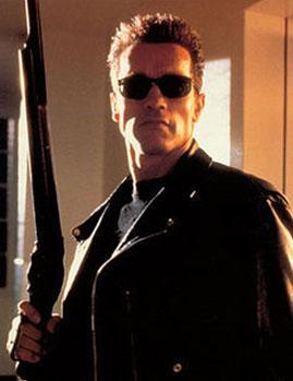 1980'lere damga vuran filmlerden biri de Terminator serisiydi.