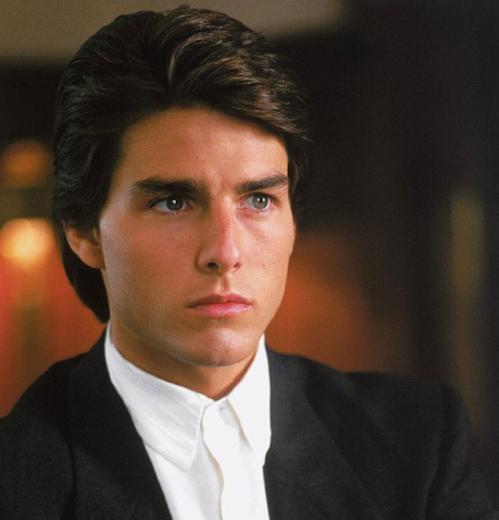 Filmde Hoffmann'a o zamanlar gencecik bir aktör olan Tom Cruise eşlik ediyordu.