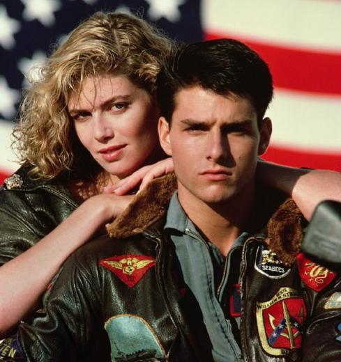 Tom Cruise denilince akla ilk gelen film ise Top Gun.