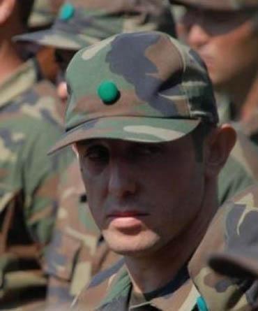 Ünlülerin askerlik fotoğrafları - 11
