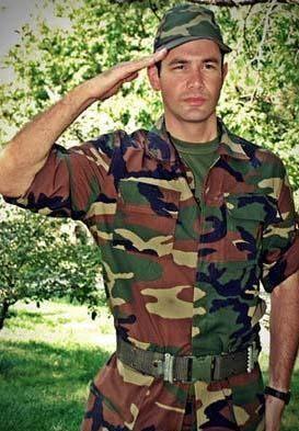 Ünlülerin askerlik fotoğrafları - 14