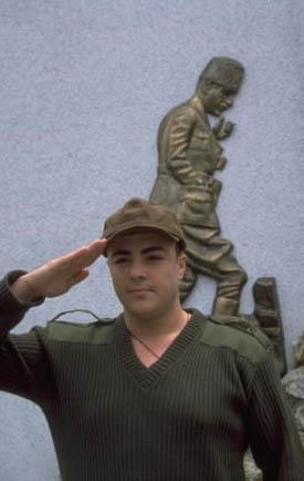 Ünlülerin askerlik fotoğrafları - 25