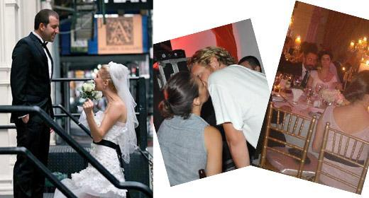 EVLENDİK, AMA KEYFİNİ ÇIKARAMADIK! Üç ünlünün evliliği... Üçü de sürpriz oldu ve üçünün ardında da konuşulanlar bitmek bilmedi. Deyim yerindeyse hayatlarının en mutlu gününün tadını bile çıkaramadılar. İşte son döneme damga vuran ve tartışma yaratan o evlilikler.